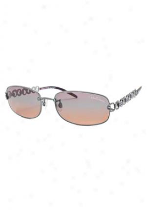 Roberto Cavalli Agata Fashion Sunglasses Rc416-a07-55-17