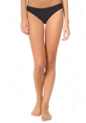 Roberto Cavalli Black Moderate Seat Covered Bikini Rest Wsw-jpr008sj-bl-46