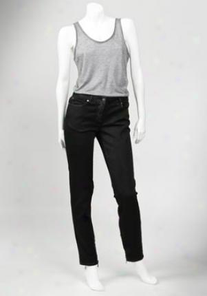 Roberto Cavalli Black Skinny Jeans Je-mdj239de006-bk46