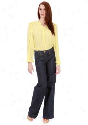 Sass & Bide Guardian Hulsey Glides Jeans Je-39000625