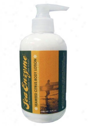 Sea Enzyme By Ca Botana Sea Enzyme Seaweed Citrus Body Lotion 822-1