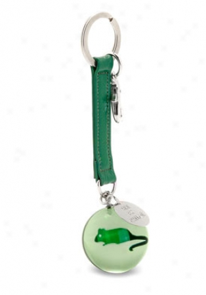 See By Chloe Women's Mint Plexiglass Key Ring 9k7035-n26-min-661