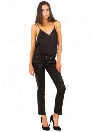 Stella Mccargney Black Floral Print Jeans Je-230022-su426-blk-29