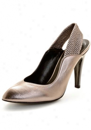 Stella Mccartney Silver High Heels 222448-w0it1-sil-38.5