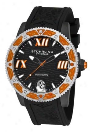 Stuhrling Original Men's Regatta Weekender Swiss Quartz 225g.33561
