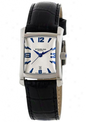 Stuhrling Original Women's Lady Gatsby Society Ii Quartz 145al.12152