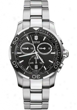 Swiss Army Men's Alliance Sport Stainless Steel 241302