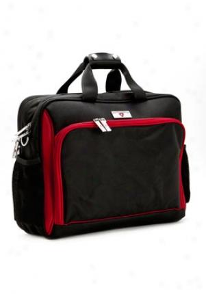 Swiss Legend Black/red Laptkp Case 17m1818