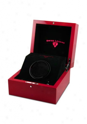 Swiss Fable Multi-function Red 1 Slot High-end Watch Winder Sl1818-55