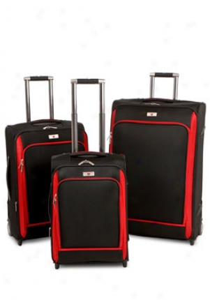 Swiss Legend Three Piece Whee1ed Luggage Set 3pset1818