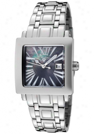 Swiss Legend Women's Colowso Black Mo pStainless Steel 20024-11