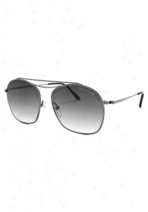 Tom Ford Alessandro Fashion Sunglasses Ft0146-012b-53-15-145