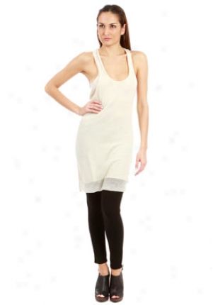 Twelfth Street By Cynthia Vincent Ivory Cistern Dress Dr-62062m
