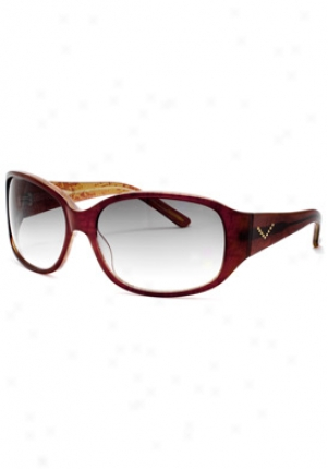 Via Spiga Zyloware Fashion Sunglasses 324s-90a-60-15-120