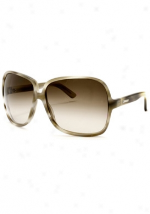 Yves Saint Laurent Fashion Sunglasses 6134-s-rpscc-60-12