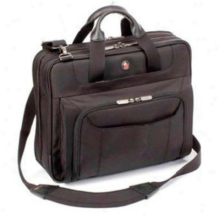"14"" Ultra-lite Corporate Traveler Laptop Case - Black Cuct02ua14"