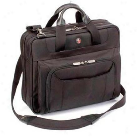 "14"" Ultra-lite Corporate Traveler Laptop Case - Black Cuct02ua14"