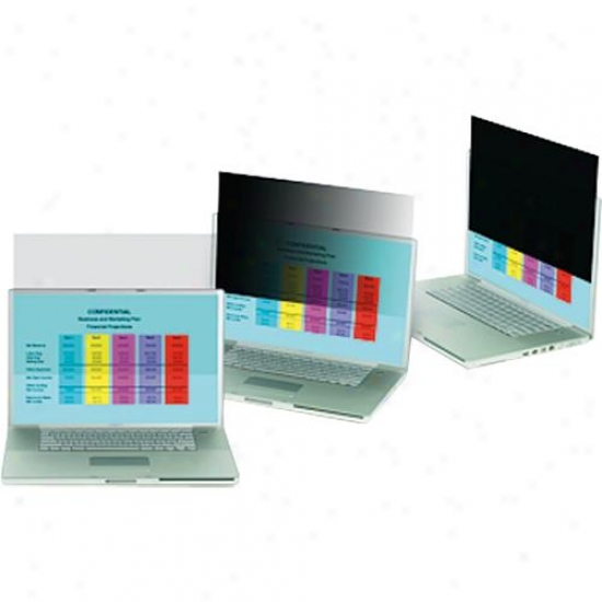 "3m Privacy Filter - 15.6"" Scientific division  Widescreen Notebook P5ivacy Screen - Pf15.6w"