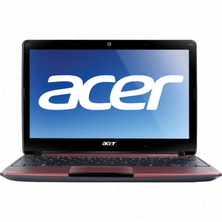 "Acer Computer 11.6"" 2g 320gb Red"