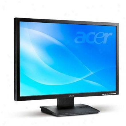 "Acer Computer 22"" Wide V Epeat Lcd Black"