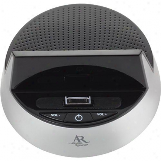 Acoustic Research Speaker Dock - Docking Station For Ipad, Iphone, & Ipod - Ars1
