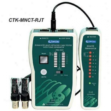 Addlogix Cable Tester W Tone Generator