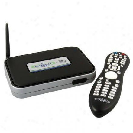 Addlogix Internetvue 2020 With Remote Control Pc To Tv Networking Device