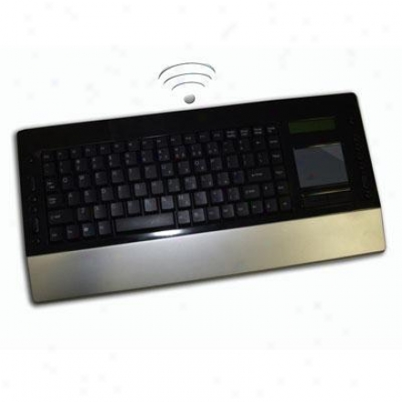 Adesso 2.4 Ghz Wireless Kyb Wtouchpad