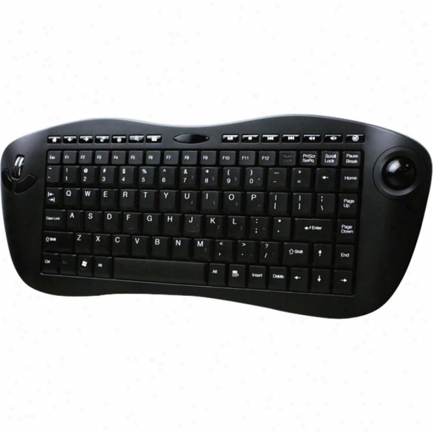 Adesso Akb-410uw Wireless Mini Keyboard
