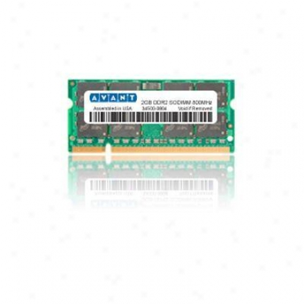 Advantage Co. 2gb 667mhz Ddr2 Sodimm