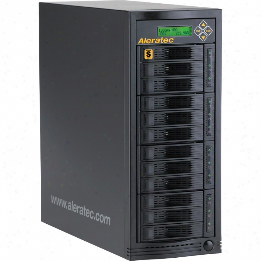 Aleratec 1:11 Hdd Copy Cruiser - 11 Hard Disk Drive Duplicator 350109