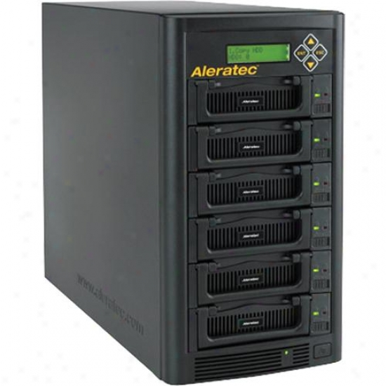 Aleratec 1:5 Hdd Copy Cruiser Ide Sata Hard Disc Duplicator - 350112