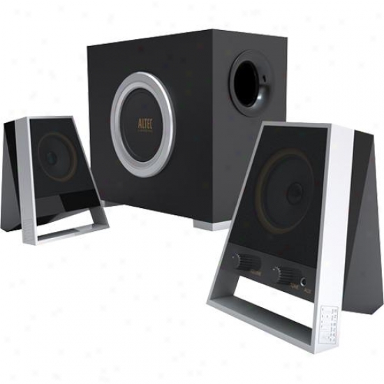 Altec Lansiing Vs2621 2.1 Chanel Computer Speaker Set
