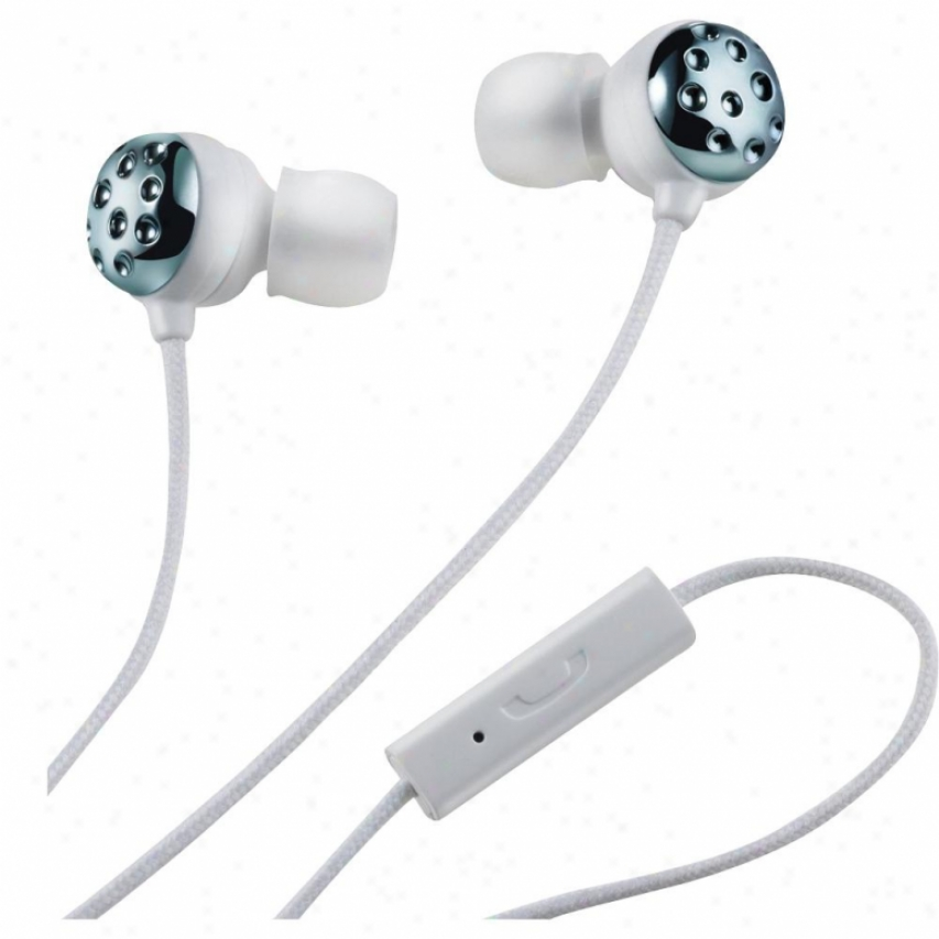 Altec Lansing Womens Earphone W Mic Mint