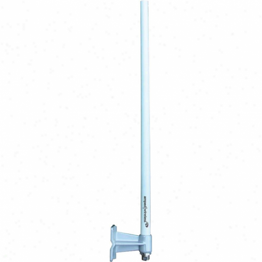 Amped Wirrless High Power 8dbi Omni-directional Outdoor Wi-fi Antenna Kit