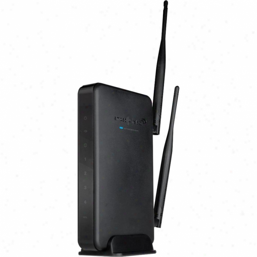 Amped Wireless Hign Host Wireless-n 600mw Smart Router - R10000
