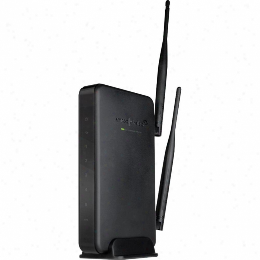 Amped Wireless Wireless-n 600mw Smart Repeater - Sd10000