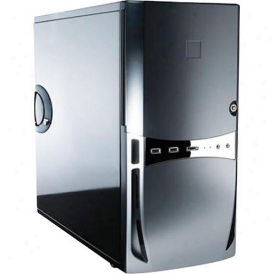 Antec 15137 Sonata Iii Quiet Super Mini Dedktop Mid-tower Atx Case ( Black )