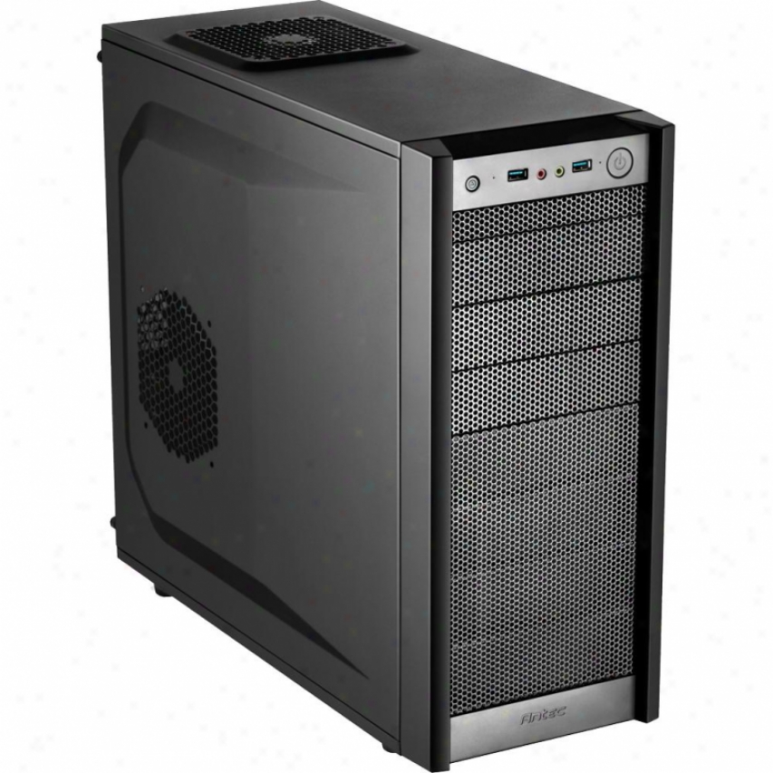 Antec One Gaming Series Full Atx Tower Computer Case
