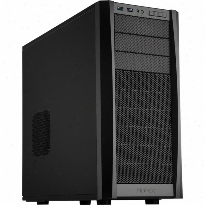 Antec Three Hundred Two Gaming Series Full Atx Tower Computer Case