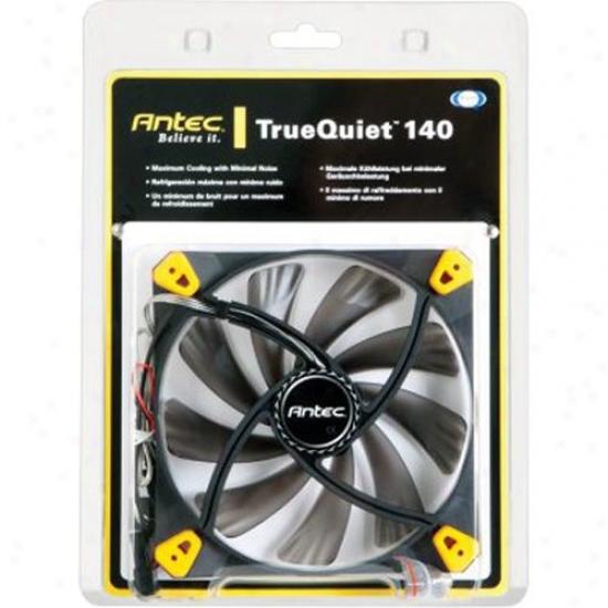 Antec Trruequiet 140 140mm Fan For Pc Desktoo
