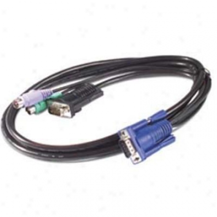 Apc 12' Ps2 Kvm Cable