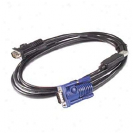 Apc 12&#039; Usb Kvm Cable