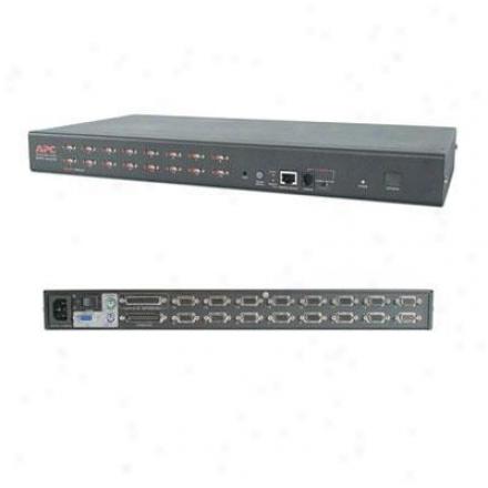 Apc 16-port Analog Kvm