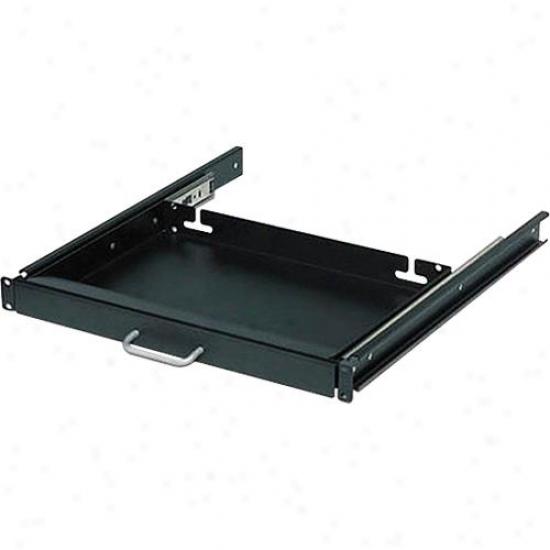 "Apc 17"" Keyboard Drawer- Black"
