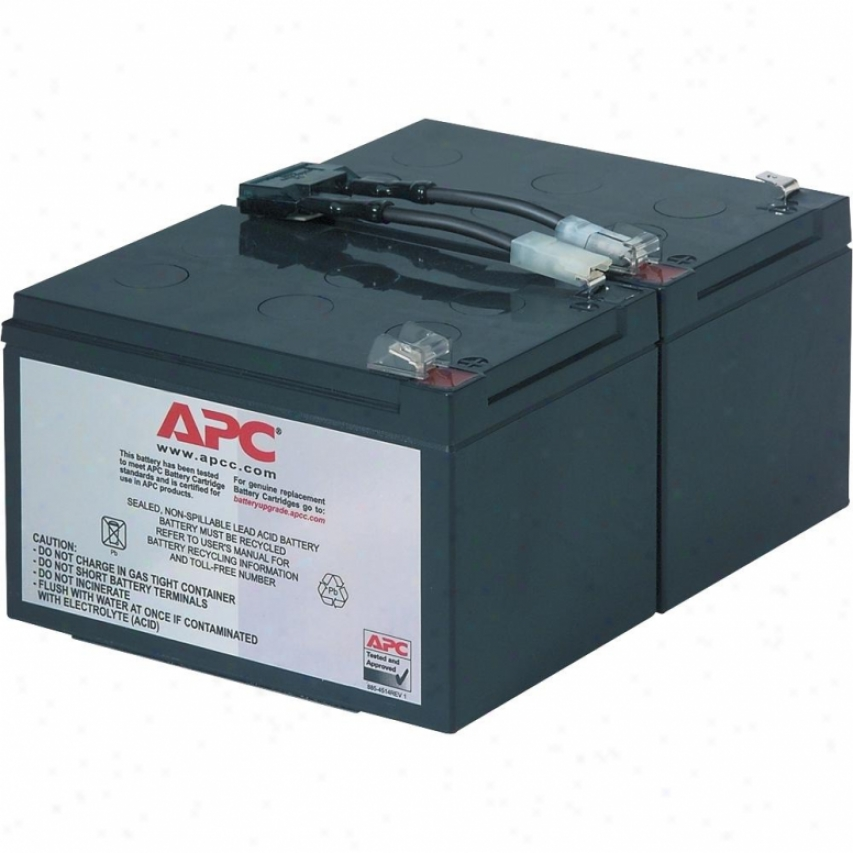 Apc Replacement Battery #6