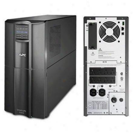 Apc Smart-ups 2200va Lcd 120v