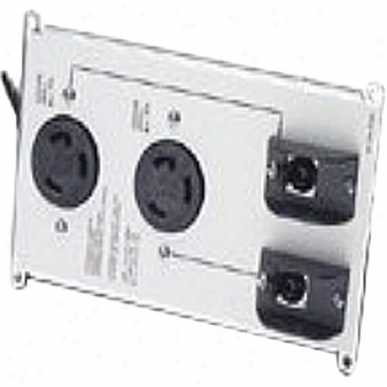 Apc Symmetra Rm & Lx Backplate Kit