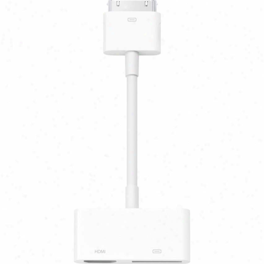 Apple Digital Av Adapter Md098zm/a