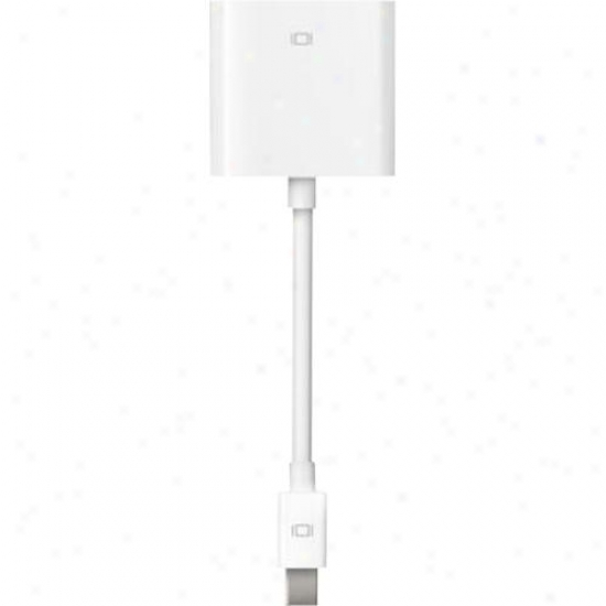 Apple Mb570z/a Mini Displayport To Dvi Adapter